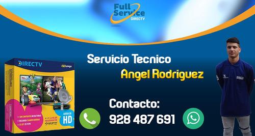 directv servicio técnico kit prepago ( 928-487-691)