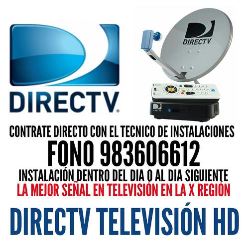directv televisión hd