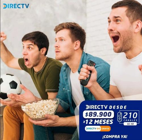 directv telévision satélital +internet