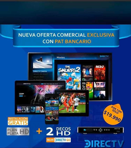 directv tv satelital