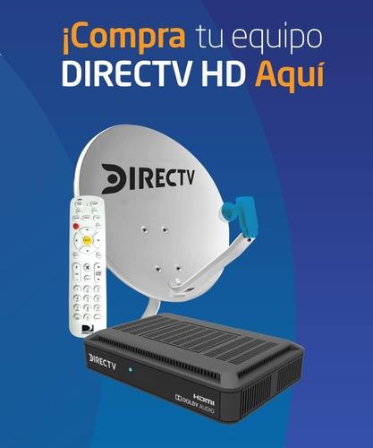 directvv pregago kit decodificador (sin antena)