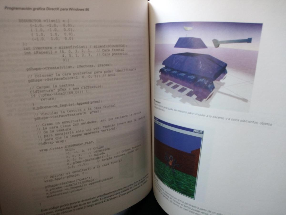 Directx Para Windows 95 - Nigel Thompson - $ 111 00