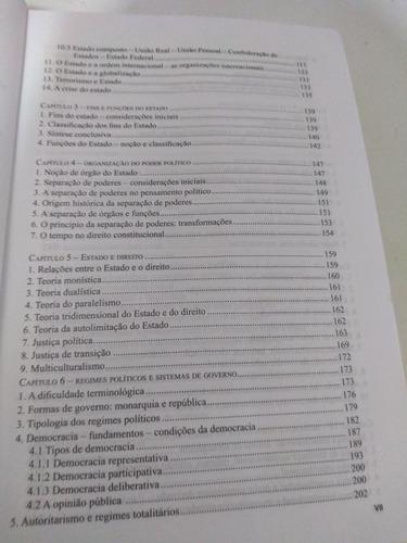 direito constitucional 17a. edição