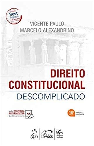 direito constitucional descomplicado 18ª edição  (2019)