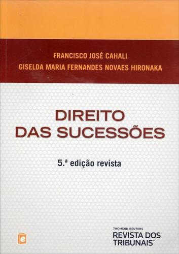 direito das sucessões - 5ª edição