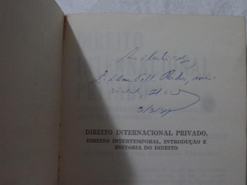 direito internacional privado material de classe autografado