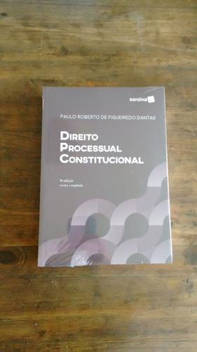 direito processual constitucional - saraiva
