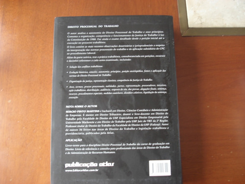 direito processual do trabalho (30ª edição)