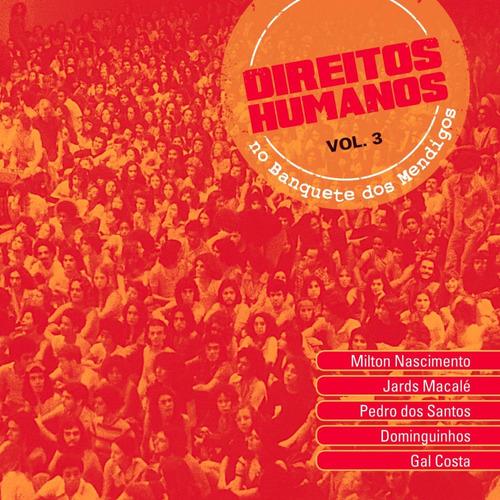 direitos humanos no  banquete dos mendigos - box com 3 cds