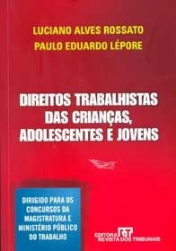 direitos trabalhistas das crianças, adolescentes e jovens -