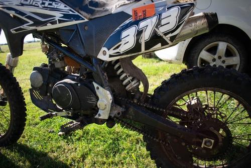 dirty 125cc
