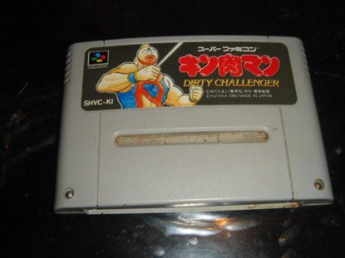 dirty challenger  original super famicom e super nentendo