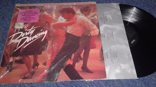 dirty dancing lp música de la película