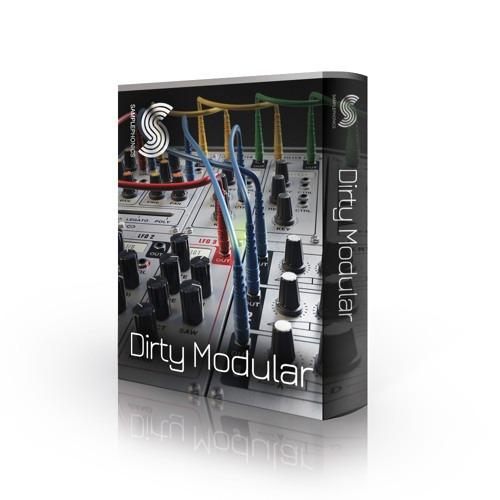 dirty modular   librería kontakt   pc / mac