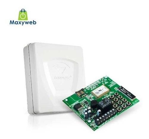 discadora celular gsm para central de alarme dg-5 compatec