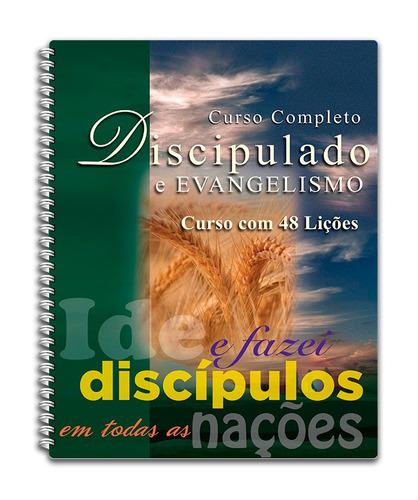 discipulado e evangelismo - guia de estudo - andrew wommack