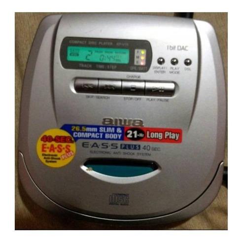 discman portatil disc