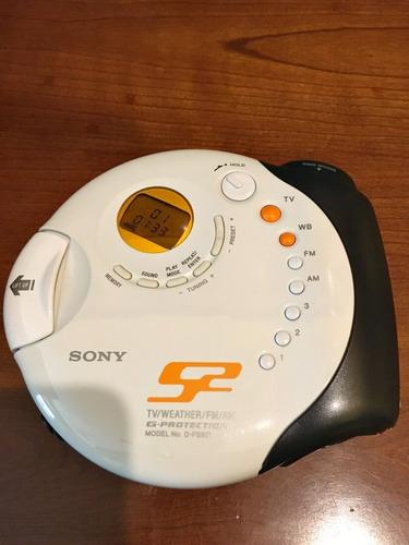 discman walkman sony d-fs601 minidisc