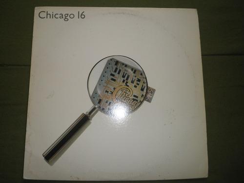 disco 12'' en vinyl importado del grupo chicago - 16 (1982)