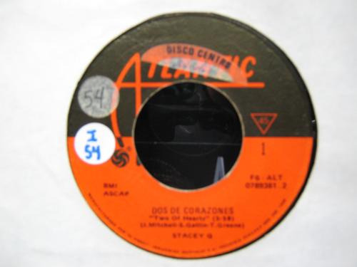 disco 45 stacey q two hearts