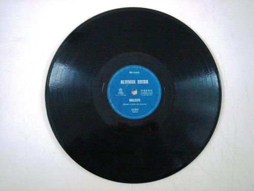 disco 78 rpm - altemar dutra -odeon14.847