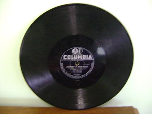 disco 78 rpm - assassinato na décima avenida - les brown