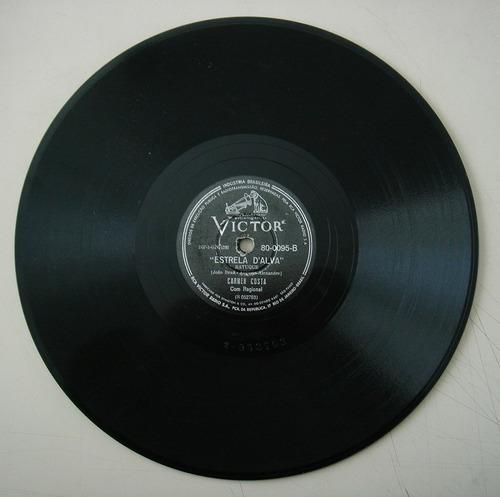 disco 78 rpm - carmen costa -victor80-0123