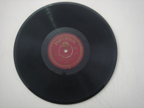 disco 78 rpm - chico viola - parlophon 12.909