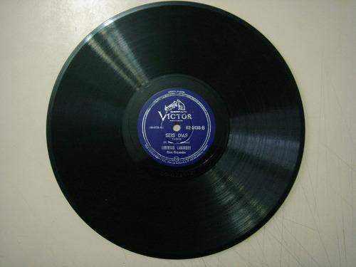 disco 78 rpm - libertad lamarque - victor 82.5138