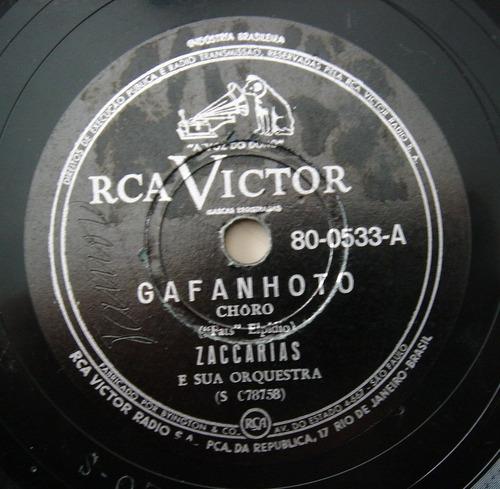 disco 78 rpm - zacarias - victor80-0533