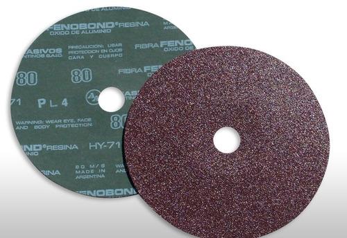 disco abrasivo grande n° 50/60 doble a