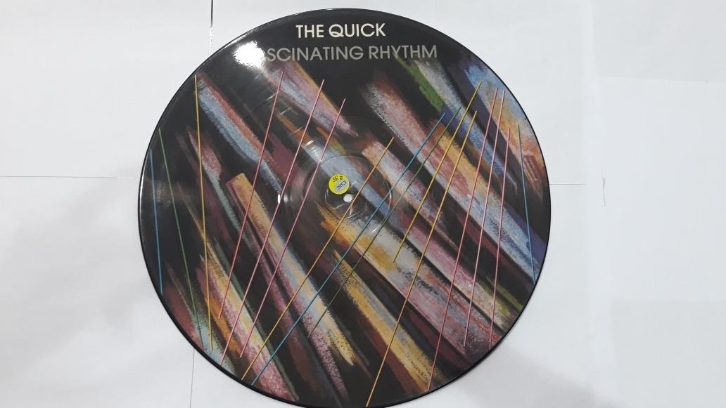 Disco Acetat0 Vinilo Lp The Quick Fascinating Rhythm - U$S 35,00 en ...