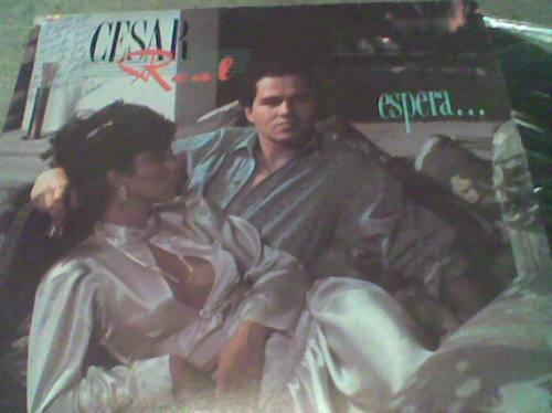 disco acetato 331/3 cesar real