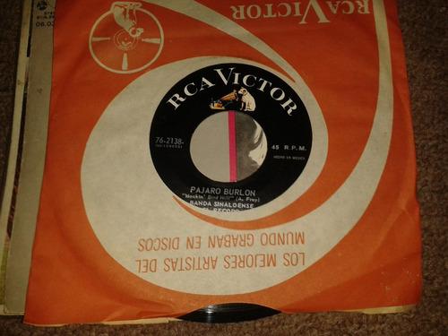 disco acetato 45 rpm de: el recodo