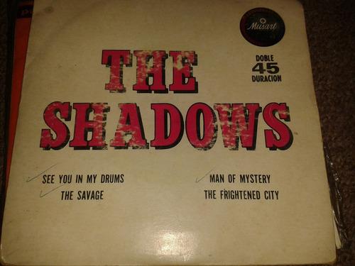 disco acetato 45 rpm de: the shadows