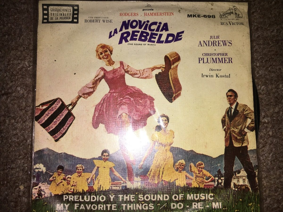 la novicia rebelde soundtrack