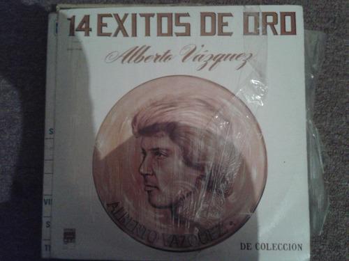 disco acetato: alberto vazquez