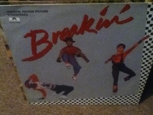 disco acetato: breakin