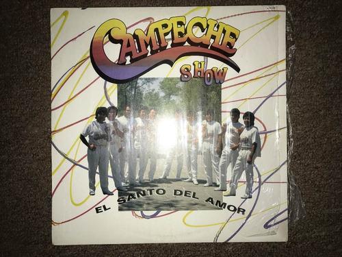 disco acetato: campeche show