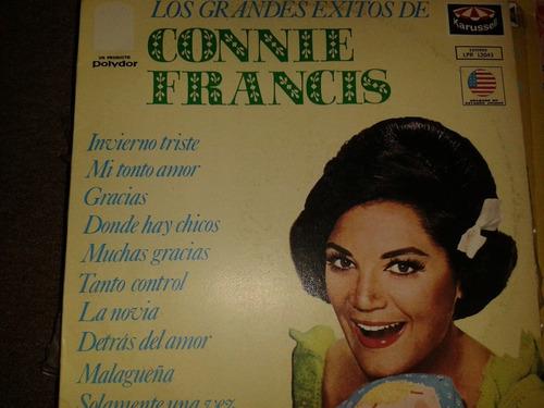 disco acetato: connie francis