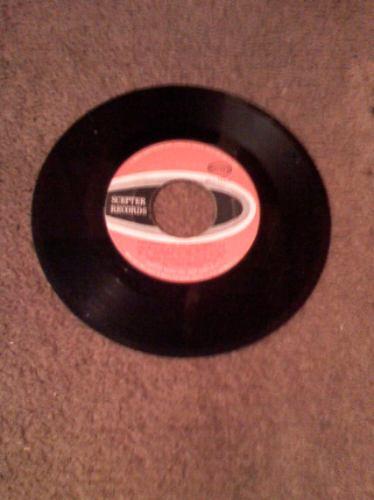 disco acetato de 45rpm de mark james