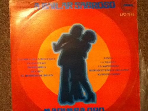 disco acetato de: a bailar sabroso