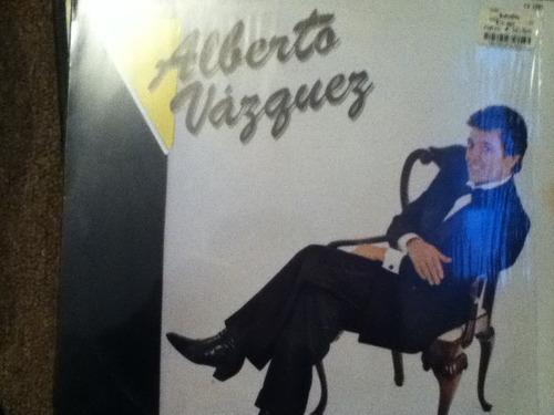 disco acetato de: alberto vazquez