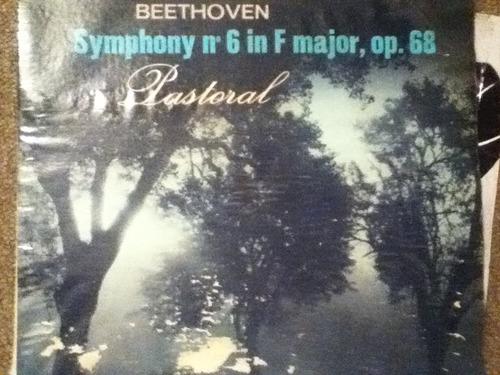 disco acetato de: beethoven 6 symphony