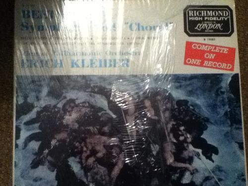 disco acetato de: beethoven