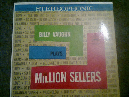 disco acetato de billy vaughn
