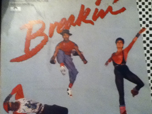 disco acetato de: breakin