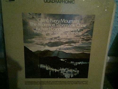 disco acetato de climb every mountain
