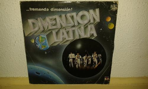 disco acetato de dimension latina, tremenda dimension!!