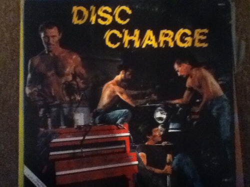 disco acetato de: disco charge, boys town gang